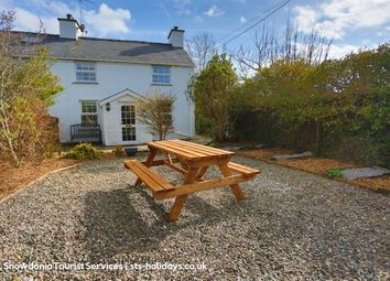 Thumbnail Property for sale in Garreggoch Cottages, Morfa Bychan, Porthmadog, Gwynedd