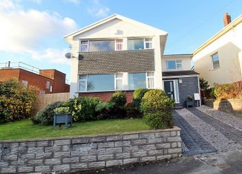 Thumbnail 4 bed detached house for sale in Danygraig Crescent, Talbot Green, Pontyclun, Rhondda, Cynon, Taff.