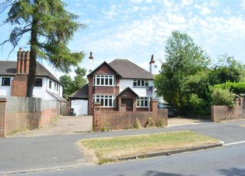 Thumbnail 4 bed detached house for sale in Longdown Lane South, Epsom