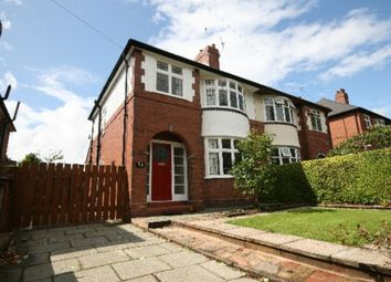 Thumbnail 3 bed semi-detached house to rent in Lincoln Avenue, Clayton, Newcastle Under Lyme