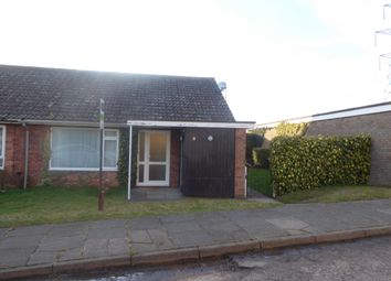 Thumbnail 2 bed semi-detached bungalow for sale in School Road, Knodishall, Saxmundham