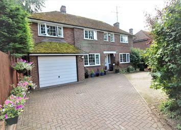 Thumbnail 4 bed detached house for sale in Overdown Road, Tilehurst, Reading, Berkshire