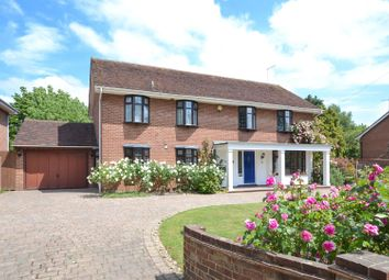 Thumbnail 4 bed detached house for sale in Station Lane, Ingatestone