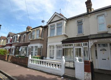 Thumbnail 4 bedroom terraced house for sale in Lathom Road, East Ham