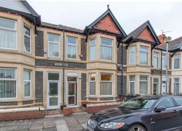 Thumbnail 4 bed property to rent in Pentre Gardens, Grangetown, Cardiff