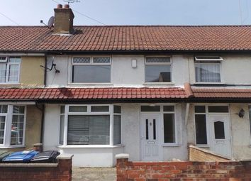 Thumbnail 3 bed terraced house to rent in Montagu Road, London