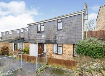 Thumbnail 3 bed end terrace house for sale in Ochil Close, Basingstoke