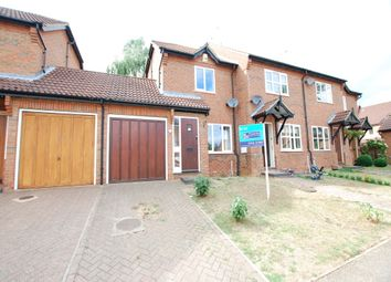 Thumbnail 2 bed terraced house to rent in Epsom Close, Leighton Buzzard