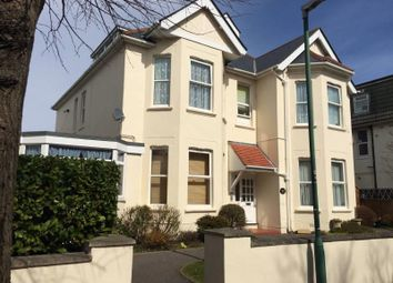 Thumbnail 3 bed flat to rent in Argyll Road, Boscombe, Bournemouth