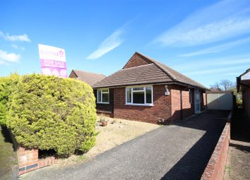 Thumbnail 3 bed detached bungalow for sale in Kings Mede, Horndean, Waterlooville