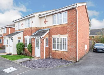 2 bed semi-detached house for sale in Curlbrook Close, Wootton, Northampton NN4