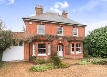 Thumbnail 5 bed detached house for sale in Station Road, Hook, Hampshire