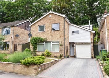 Thumbnail 4 bed detached house for sale in Long Mickle, Sandhurst, Berkshire