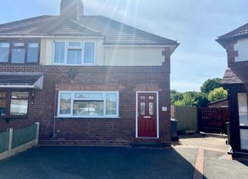 Thumbnail 2 bed property to rent in Poplar Avenue, Walsall