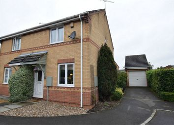 Thumbnail 2 bed semi-detached house for sale in Beechdale Road, Alfreton, Derbyshire