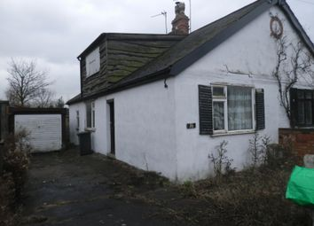 Thumbnail 2 bed semi-detached bungalow for sale in Barton Road, Long Eaton