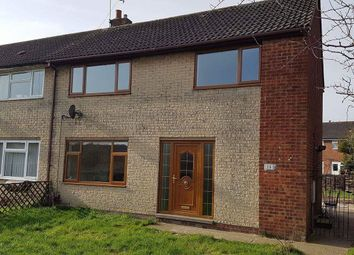 Thumbnail 3 bed semi-detached house to rent in Holme Walk, Gainsborough