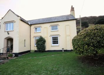 Thumbnail 1 bedroom flat to rent in The Annexe, Chidgley Farm, Watchet