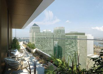 Thumbnail 2 bed flat for sale in The Wardian, West Tower, Marsh Wall, Canary Wharf