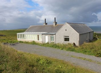 Thumbnail 3 bed detached bungalow for sale in Stronsay, Orkney