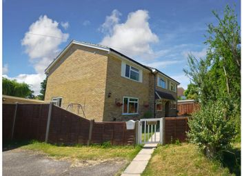 Thumbnail 5 bed detached house for sale in Oast House Crescent, Farnham