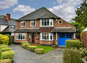 Thumbnail 4 bed detached house for sale in Beacon Way, Banstead