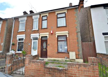 Thumbnail 3 bed terraced house for sale in Camden Road, Ipswich