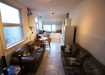 Thumbnail 4 bed terraced house to rent in Gelligaer Street, Cathays, Cardiff