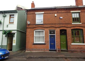 Thumbnail 5 bed end terrace house to rent in Bank Street, Walsall, West Midlands