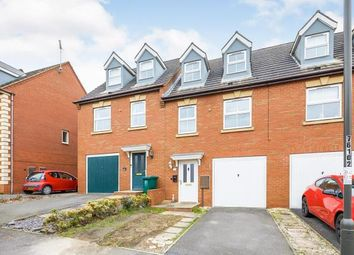 Thumbnail 3 bed terraced house for sale in Woodyard Close, Castle Gresley, Swadlincote, Derbyshire