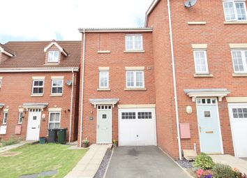 Thumbnail 3 bed end terrace house for sale in The Haven, Selby