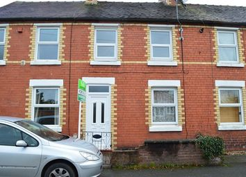 Thumbnail 3 bed terraced house for sale in Kiln Bank Road, Market Drayton