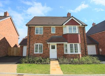Thumbnail 4 bed detached house to rent in Bobbin Road, Augusta Park, Andover