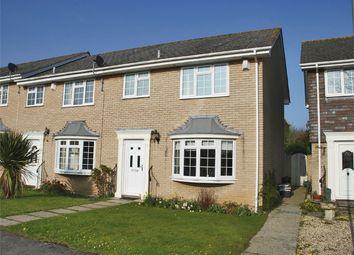 Thumbnail 3 bed end terrace house for sale in Saracen Close, Pennington, Lymington, Hampshire