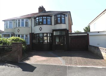 Thumbnail 3 bed semi-detached house for sale in Edna Avenue, Fazakerley, Liverpool