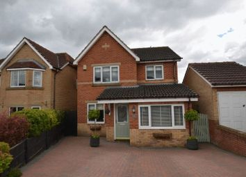 Thumbnail 3 bed detached house for sale in Catkin Road, Bottesford, Scunthorpe