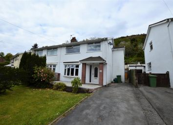 Thumbnail 3 bed semi-detached house for sale in Talbot Close, Talbot Green, Pontyclun