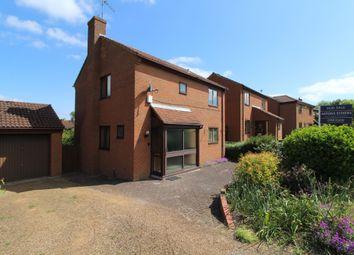 Thumbnail 4 bed detached house for sale in Thorneycroft Lane, Downhead Park, Milton Keynes, Buckinghamshire