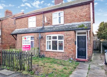 3 bed semi-detached house for sale in Wootton Avenue, Fletton, Peterborough PE2
