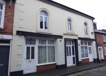 Thumbnail 2 bedroom flat to rent in Chapel Street, Wem, Shrewsbury