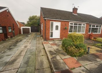 Thumbnail 2 bed semi-detached bungalow to rent in Stanley Grove, Horwich, Bolton