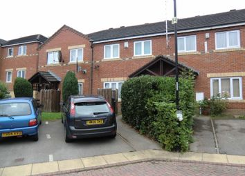 Thumbnail 3 bed terraced house to rent in Broomspring Close, Sheffield