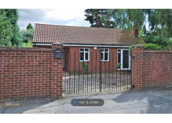 Thumbnail 2 bed detached house to rent in Cambridge Drive, London