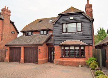 Thumbnail 5 bed detached house for sale in Woodruff Close, Rainham, Gillingham