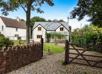 Thumbnail 4 bed detached house for sale in Willow Grove, Washford, Watchet