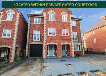 Thumbnail 5 bed semi-detached house for sale in Elm Tree Gardens, Stoneygate, Leicester