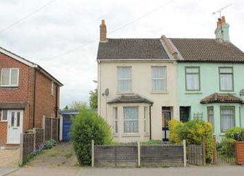 Thumbnail 3 bed semi-detached house for sale in North Lane, Aldershot