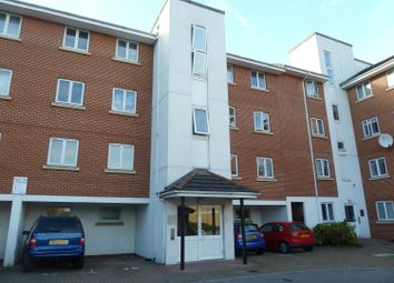 Thumbnail 2 bed flat to rent in 7 Hermitage Close, Abbey Wood, London