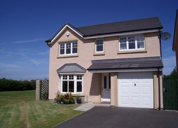 Thumbnail 4 bed detached house to rent in Mcintyre Lane, Macmerry, East Lothian