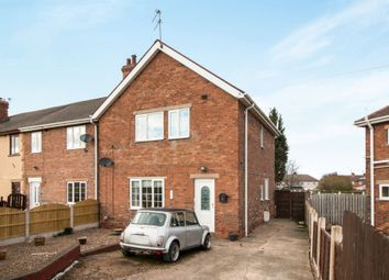 Thumbnail 3 bed end terrace house for sale in Scrooby Road, Bircotes, Doncaster